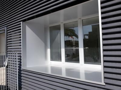 Finestra for Finestra in alluminio